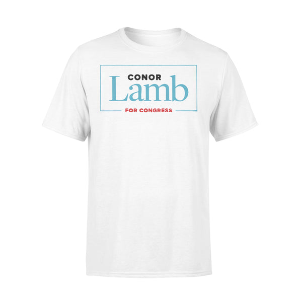 Conor Lamb For Congress T-Shirt L By AllezyShirt