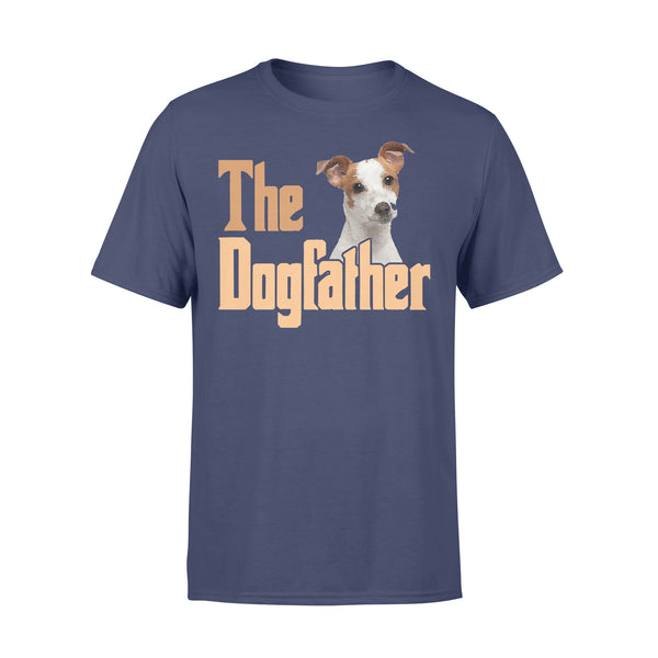 The Dog Father Jack Russell T-shirt XL By AllezyShirt