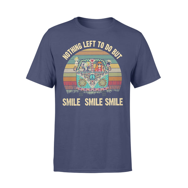 Nothing Left To Do But Smile Smile Shirt XL By AllezyShirt