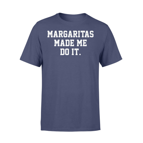 Margaritas Made Me Do It T-shirt XL By AllezyShirt