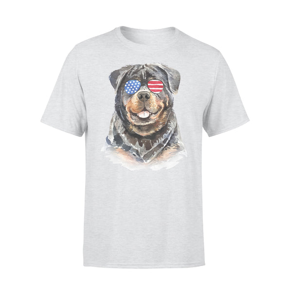 Patriotic Rottweiler Rottie T-Shirt XL By AllezyShirt