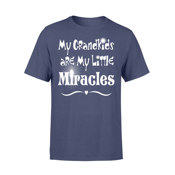 My Grandkid Are My Little Miracles Shirt XL By AllezyShirt