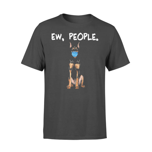 German Pinscher Ew People Dog T-shirt L By AllezyShirt