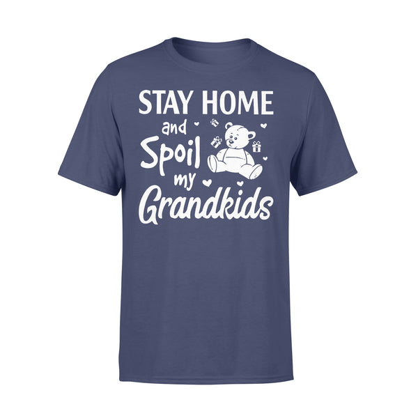 Stay Home And Spoil My Grandkids T-shirt XL By AllezyShirt