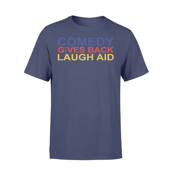 Comedy Gives Back Laugh Aid T-shirt XL By AllezyShirt
