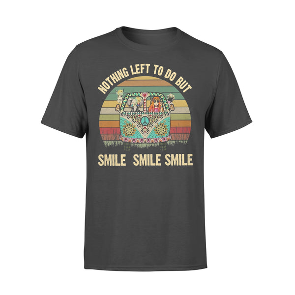 Nothing Left To Do But Smile Smile Shirt L By AllezyShirt