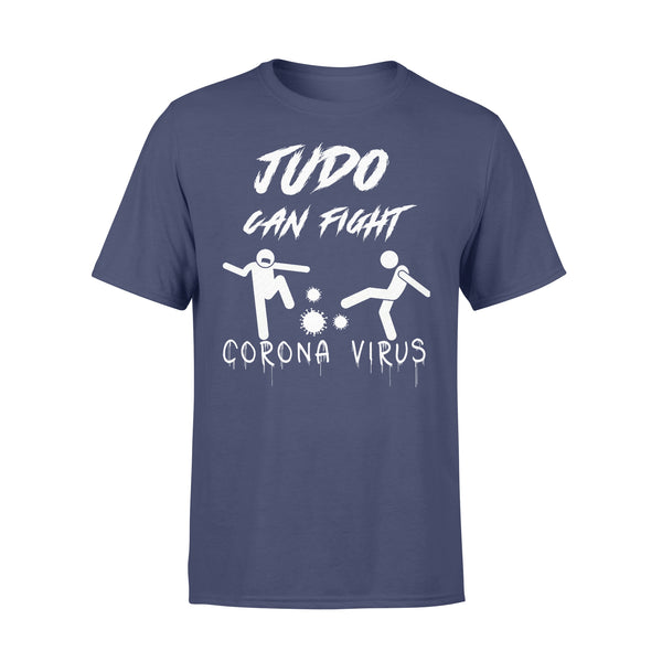 Judo Can Fight Corona Virus T-shirt XL By AllezyShirt