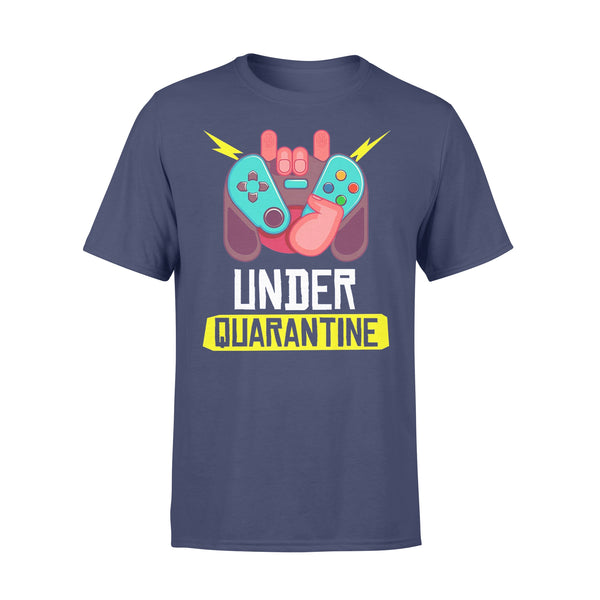 Gamer Under Quarantine T-shirt XL By AllezyShirt