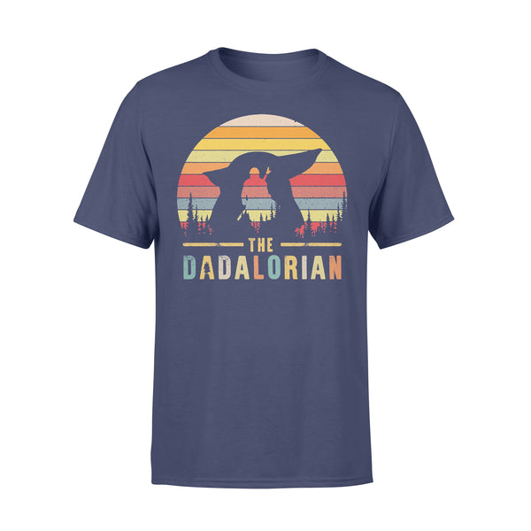Father's Day The Dadalorian Vintage T-shirt XL By AllezyShirt