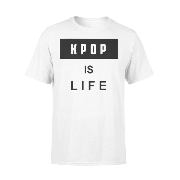 Official Kpop Is Life T-Shirt L By AllezyShirt