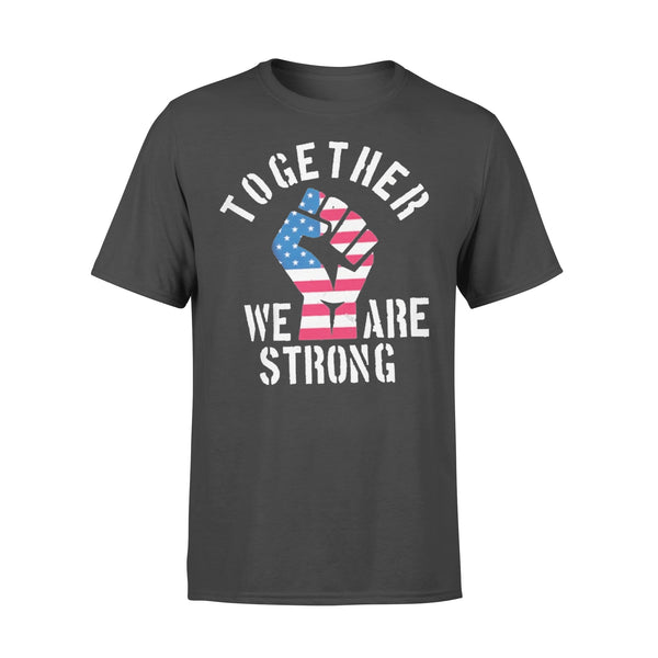 America Strong Together Usa Shirt L By AllezyShirt