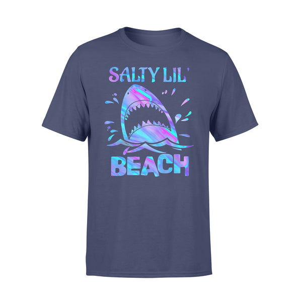 Shark Salty Little Beach T-shirt XL By AllezyShirt