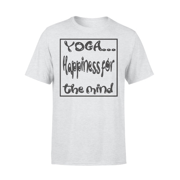 Yoga Happiness For The Mind T-shirt M By AllezyShirt