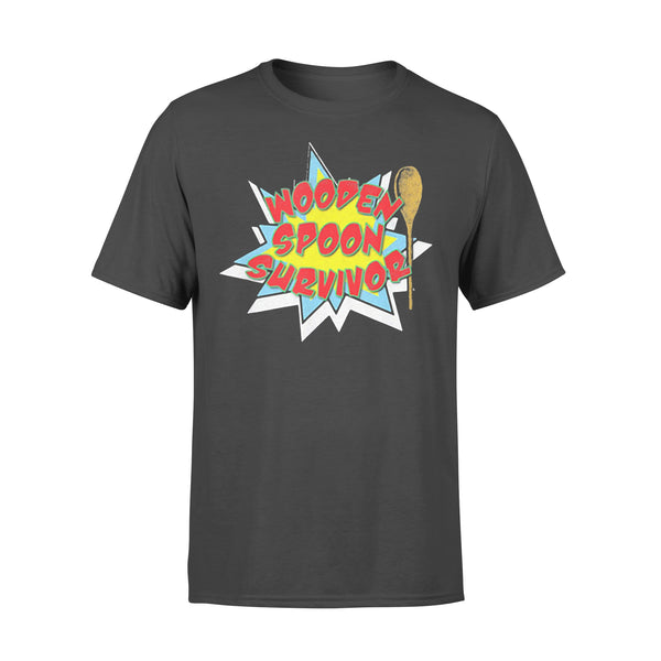 Wooden Spoon Survivor Italian Mother'S Day 2020 Shirt L By AllezyShirt