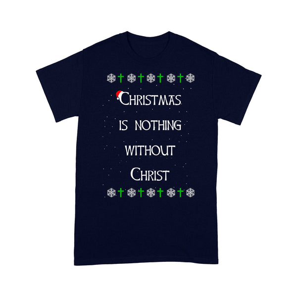 Chistmas Is Nothing Without Chris Ugly T-shirt XL By AllezyShirt
