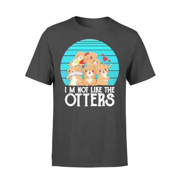 I'M Not Like The Otters Vintage Family T-shirt L By AllezyShirt