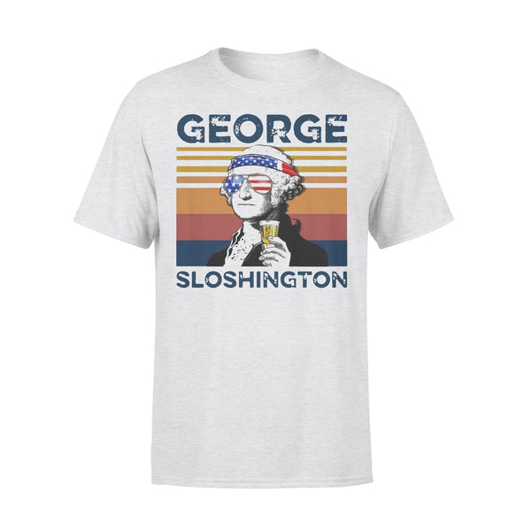 Vintage George Sloshington T-shirt XL By AllezyShirt