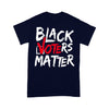 Black Voters Matter T-shirt M By AllezyShirt