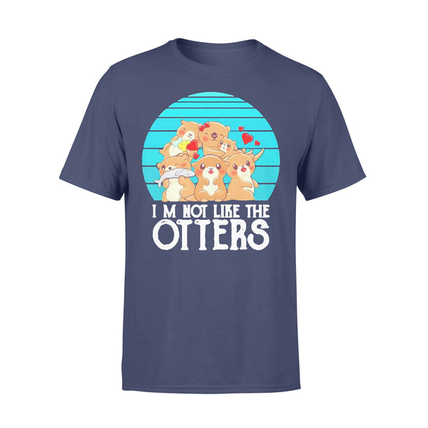 I'M Not Like The Otters Vintage Family T-shirt XL By AllezyShirt