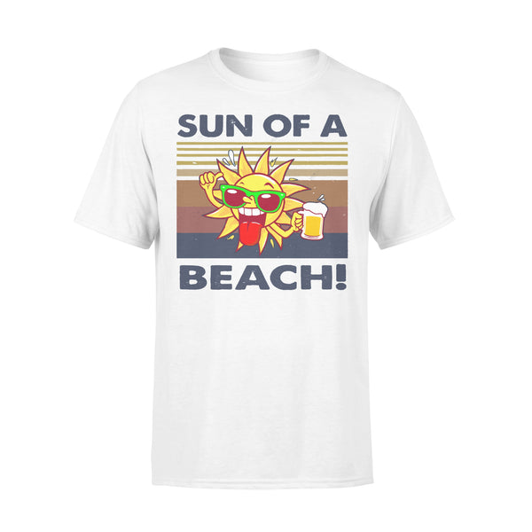 Sun Of A Beach Vintage T-shirt L By AllezyShirt