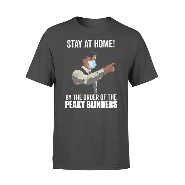 Stay At Home Classic Shirt L By AllezyShirt