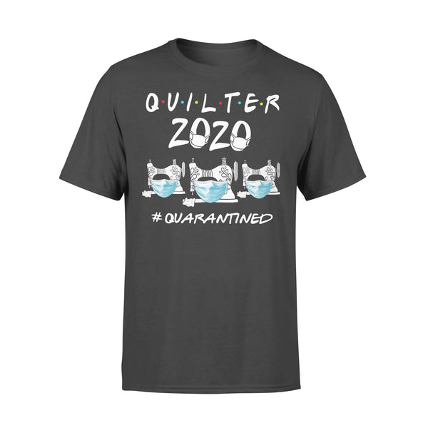 Quilter 2020 #quarantined Shirt L By AllezyShirt