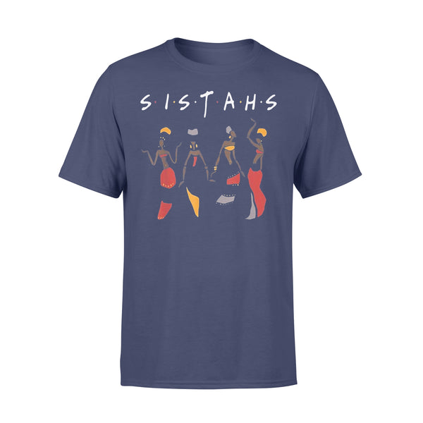 Official Black Sistahs 2020 Shirt XL By AllezyShirt
