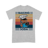 Baking Soda Vintage Retro T-shirt XL By AllezyShirt