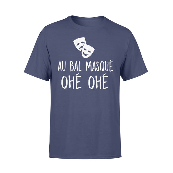Au Bal Masque Ohe Ohe T-shirt XL By AllezyShirt