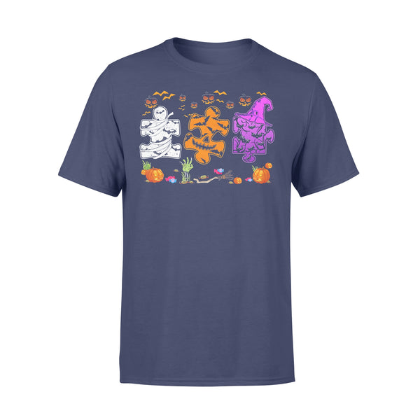 Autism Pieces Halloween Costume T-shirt XL By AllezyShirt