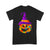 Autism Pumpkin Witch Halloween T-shirt