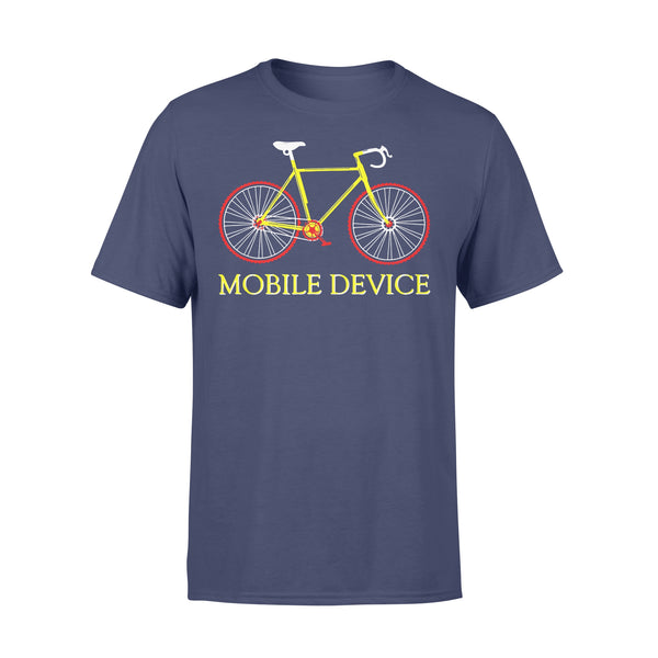 Cycling Mobile Device T-shirt XL By AllezyShirt