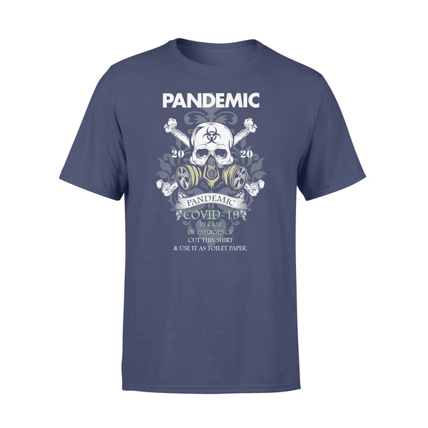 Pandemic Covid-19 Use It As Toilet Paper T-shirt XL By AllezyShirt