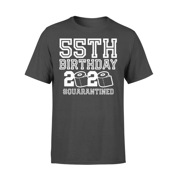 55Th Birthday 2020 Toilet Paper #quarantineds T-Shirt L By AllezyShirt