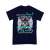 Believe In Angel Believe In Love Believe That Miracles Are Sent From Above T-shirt M By AllezyShirt