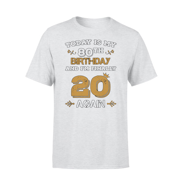 2020 Leap Year Birthday 80 Years Old Leapling Shirt