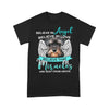Believe In Angel Believe In Love Believe That Miracles Are Sent From Above T-shirt S By AllezyShirt