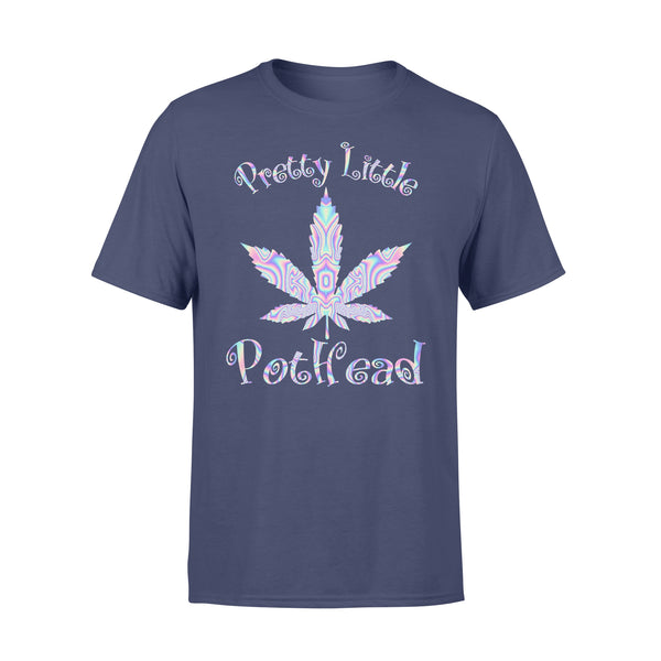 Weed Pretty Little Pothead T-shirt XL By AllezyShirt