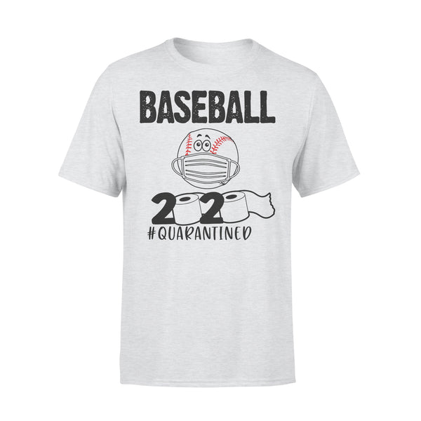 Baseball 2020 #quarantined Shirt XL By AllezyShirt
