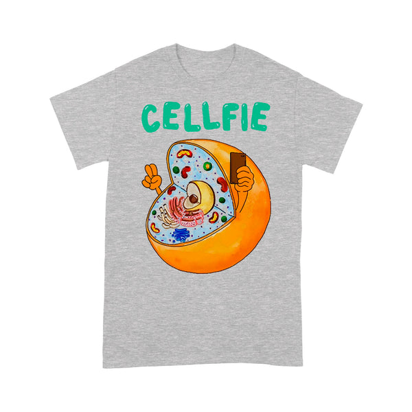 Biology Cellfie T-shirt XL By AllezyShirt