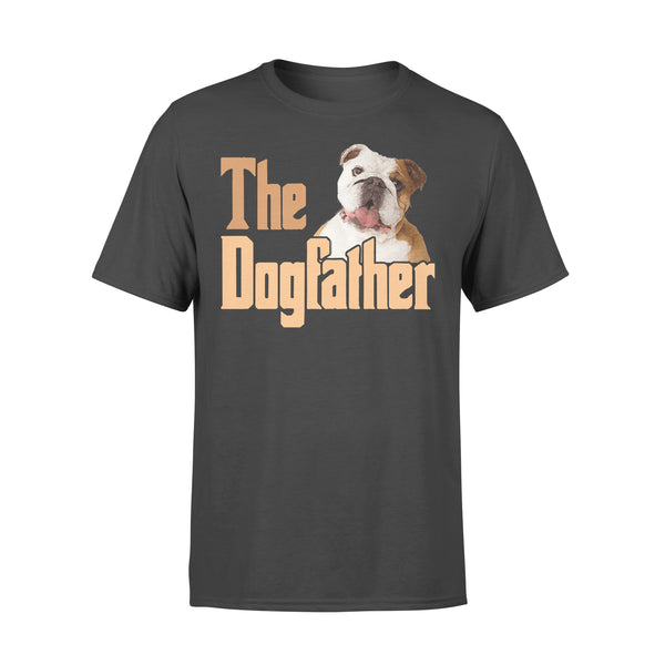 The Dog Father Bulldog T-shirt L By AllezyShirt