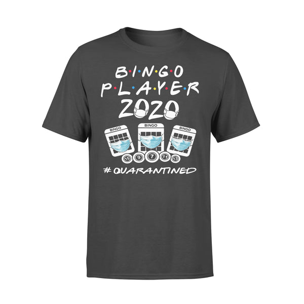 Bingo Player 2020 Quarantined Shirt L By AllezyShirt