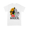 I'm The Reading Witch It's Like A Normal Reader But More Magical T-shirt L By AllezyShirt
