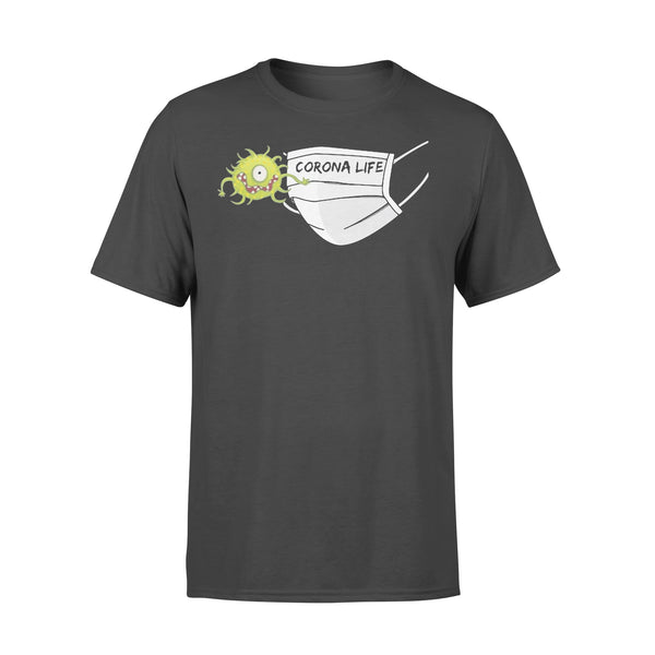 Corona Life Face Mask 2020 Shirt L By AllezyShirt