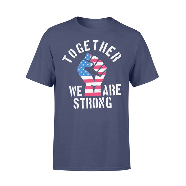 America Strong Together Usa Shirt XL By AllezyShirt