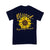 Sunflower Blessed Respiratory Therapist T-shirt