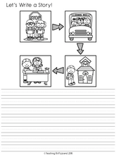 Load image into Gallery viewer, August Writing Activities For Second Grade