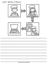 Load image into Gallery viewer, December Writing Activities For Second Grade
