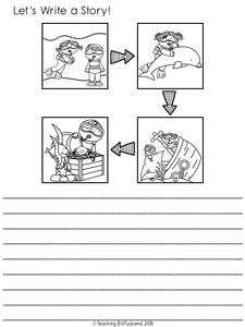 June Writing Activities For Second Grade