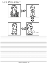 Load image into Gallery viewer, March Writing Activities For Second Grade